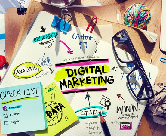 Paid Search Digital Marketing
