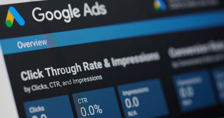 Optimising Google Ads