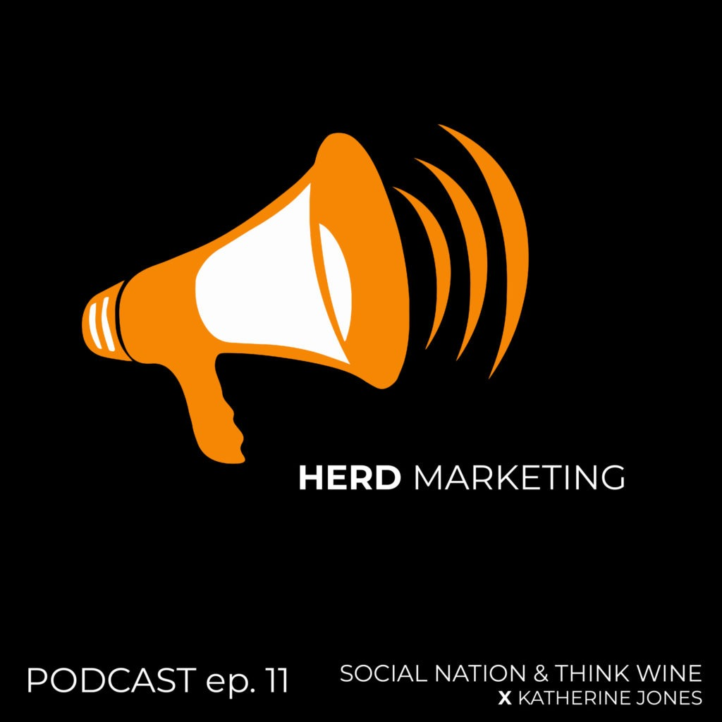 Herd Marketing Podcast Cover Picture